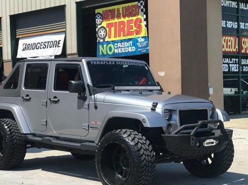 22×14 Amp Tires 325